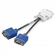 Adaptor cablu video DMS-59 la 2 x VGA