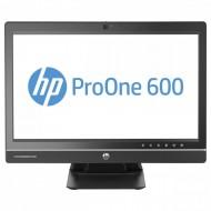 Calculator All In One HP ProOne 600 G1 21.5 Inch, Intel Core i5-4570S 2.90GHz, 4GB DDR3, 500GB SATA, DVD-ROM, Webcam, Grad A-